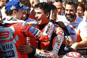 Honda va en serio a por Lorenzo