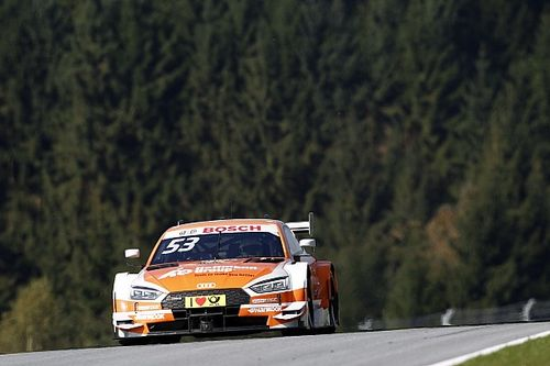 Red Bull Ring DTM: Green leads Audi-dominated qualifying
