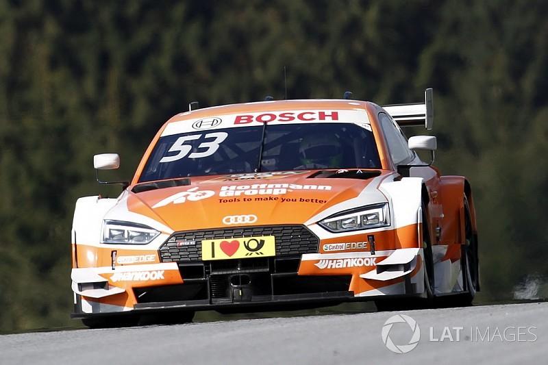 Green continua a dominare in Austria: la pole di Gara 1 è sua!