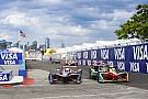 Formule E La grille de départ de l'ePrix de New York
