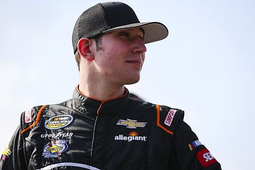 "Kaz Grala expects ""to go for it"" in his Xfinity debut with RCR"