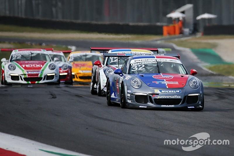 Carrera Cup Italia, al Mugello due gare domenica nello show del Porsche Festival