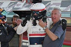 Claudio Giudice: dalla Mitjet alla Lamborghini nel GT italiano