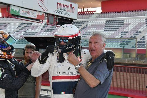 Una gara combattuta e serrata vede Claudio Giudice vincere su Benedetti e Malvestiti