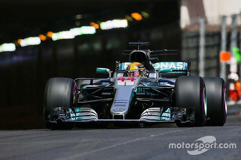 "Hamilton's Monaco struggles a ""mystery"" for Mercedes"
