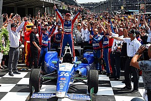 IndyCar Race report Indy 500: Top 10 quotes after race