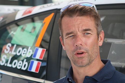 """Loeb: """"Non ho mai visto piloti forti come Carron"""""""