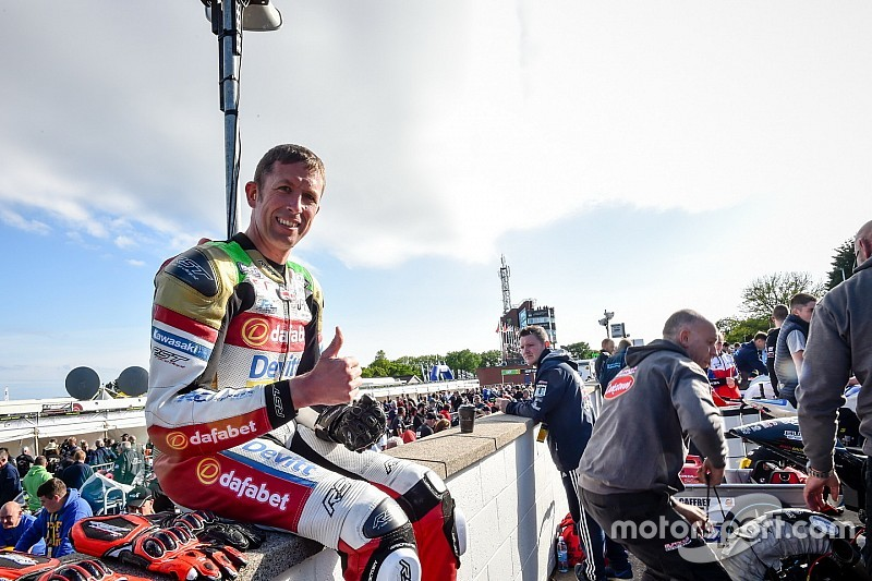 Injured Isle of Man TT rider Mercer undergoes surgery