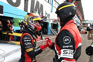 Blancpain Endurance Qualifying report Frijns gives Audi pole for Blancpain Endurance finale
