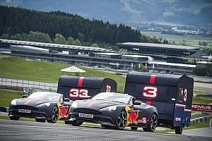 Video: Caravanracen met Max Verstappen en Daniel Ricciardo