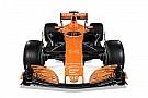 GALERÍA: así es el nuevo McLaren MCL32