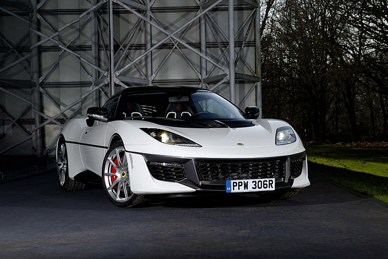 Une Lotus Evora en hommage à James Bond