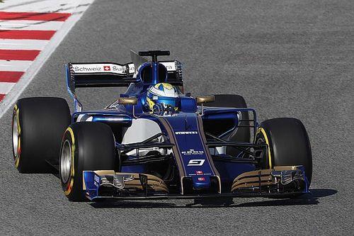 索伯C36完成新一代F1赛车赛道首航