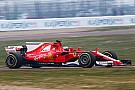 Réactions contrastées des pilotes Ferrari après le premier roulage