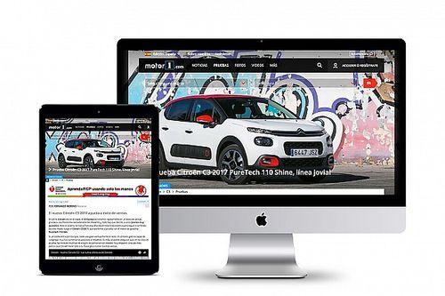 Motor1.com lanceert Spaanstalige editie