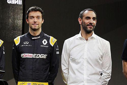 """Abiteboul: """"Renault aiuterà Palmer a trovare una sistemazione"""""""