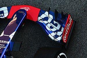 Toro Rosso tidak menyangka memiliki mobil yang mirip seperti Mercedes