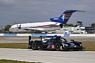 IMSA Lynn positive after first test in a Cadillac DPi-V.R
