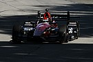 Алешин вернулся к выступлениям в IndyCar