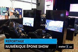VIDÉO - Motor1 au cœur du Numérique Êpone Show 2016!