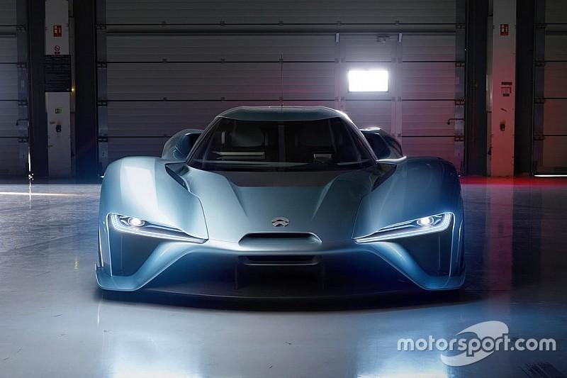 NextEV NIO EP9, l'électrique la plus rapide sur le Nürburgring?