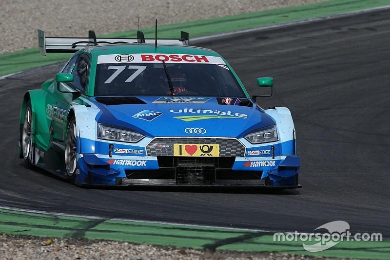 Warum Audi-Fahrer Loic Duval in der DTM 2017 bisher keinen Stich macht