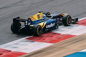 FIA F2 Репортаж з практики Ф2 у Бахрейні: Роуланд виграв першу практику нової ери