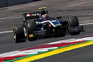 FIA F2 Отчет о гонке Маркелов выиграл вторую гонку Формулы 2 в сезоне