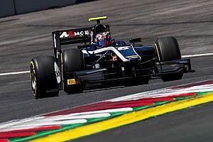 F2 Red Bull Ring: Markelov juara sprint race, Gelael gagal tambah poin