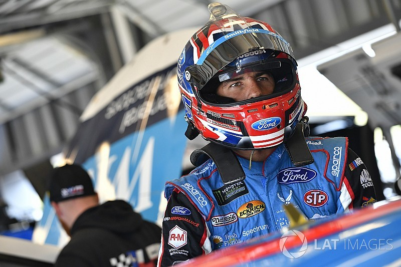 """Darrell Wallace Jr.: It was time """"to make my splash"""" in Cup"""