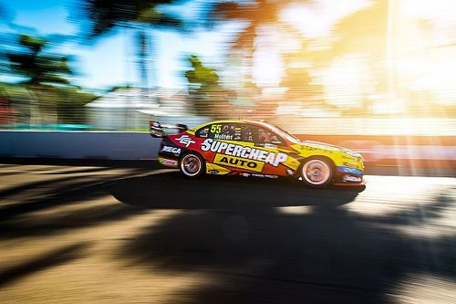 Townsville Supercars: Mostert fastest in final Friday practice