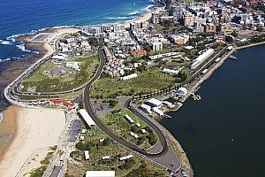 Date and layout locked in for Newcastle Supercars race