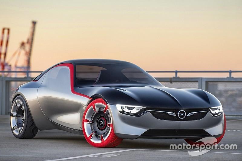 Opel n'écarte pas l'idée de produire la GT Concept