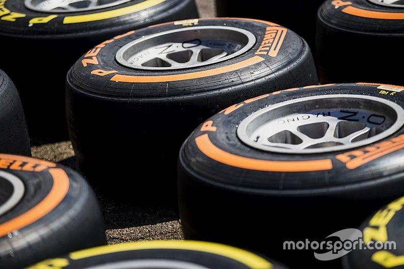 Pirelli abandona pneu duro para o resto da temporada de 2017