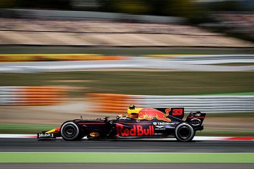 Max Verstappen tevreden met P5 in kwalificatie GP van Spanje