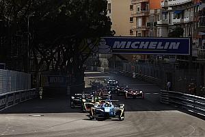 Формула E Новость Формула Е проведет этап в Монако на трассе в конфигурации Ф1