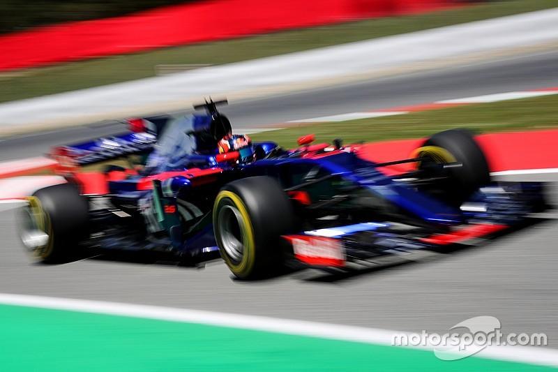 Toro Rosso verwacht meer van updates