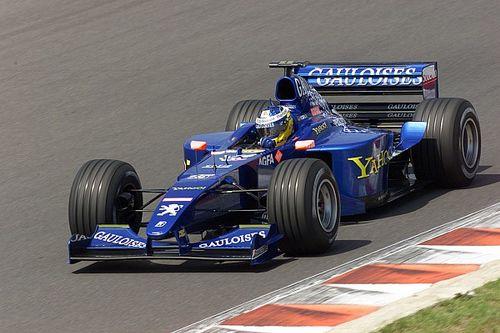 Alle Formel-1-Autos von Nick Heidfeld