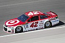 NASCAR Cup Kurt Busch penalizzato: in pole a Charlotte c'è Kyle Larson