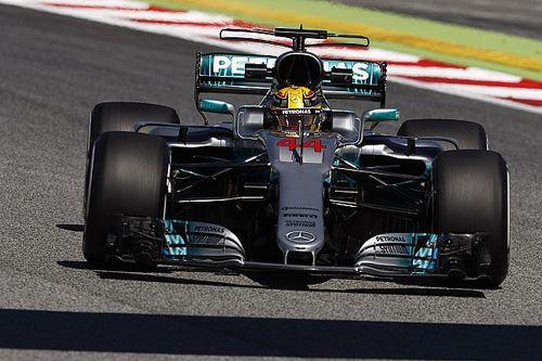 Red Bull dichter bij Mercedes en Ferrari op eerste dag Spaanse Grand Prix