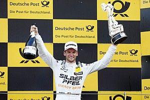 """Maro Engel und Mercedes nach DTM Moskau: """"Ja, wir hatten Glück"""""""