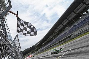 Formule Renault Actualités Sacha Fenestraz augmente son avance en s'imposant au Red Bull Ring