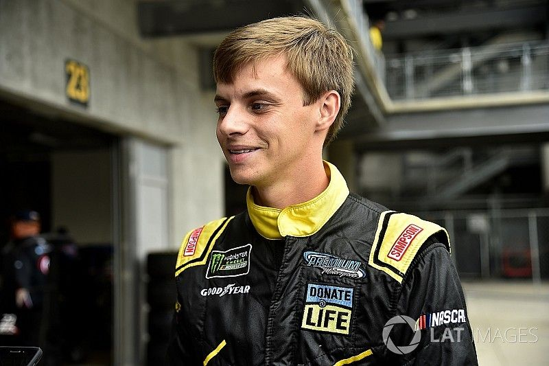 Gase to compete full-time in the Xfinity Series with Go Green Racing