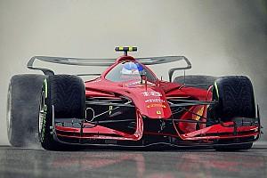 Formel 1 Fotostrecke Designstudie: Die Formel 1 im Jahr 2025