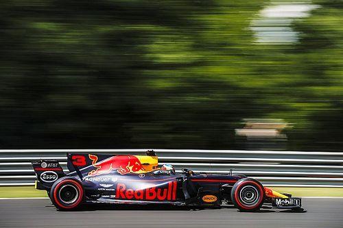 Ricciardo se llevó el viernes del GP de Hungría