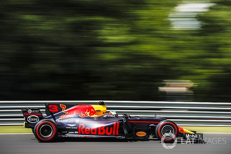 Hungarian GP: Ricciardo completes Friday practice sweep
