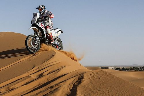 Merzouga Rally: Santosh holds firm, KP, Wahid break into top 30