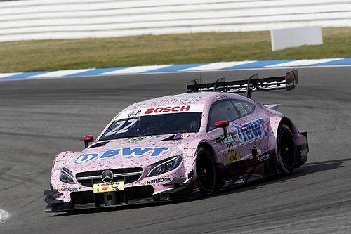 DTM 2017 in Hockenheim: Lucas Auer gewinnt Auftakt für Mercedes