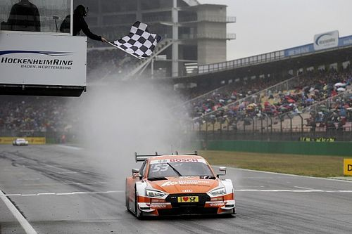 Hockenheim DTM: Green cezaya rağmen Pazar yarışının galibi