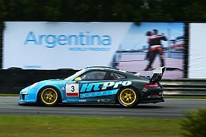 Porsche Relato da corrida Rodrigo Baptista vence primeira em Interlagos